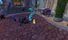 A tentacle in the middle of Dalaran?!